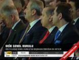 2012 Olağan Gelen Kurulu'na Başbakan erdoğan da katıldı