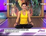 Ebru Şallı İle Pilates (Plates) Ebruli 26.12.2012 online video izle