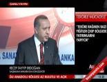 Başbakan Erdoğan: Avcunuzu yalayacaksınız!Haberi