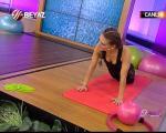 Ebru Şallı İle Pilates (Plates) Ebruli 27.12.2012Haberi online video izle