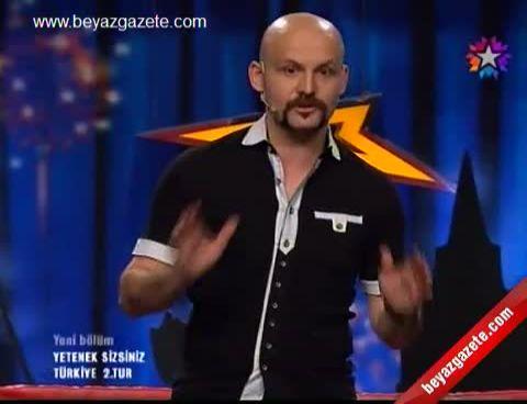 Atalay Demirci Yetenek Sizsiniz Yeni Bölüm 30 Aralık 2012 (izle)