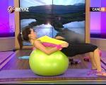 Ebru Şallı İle Pilates (Plates) - Ebruli 05.12.2012