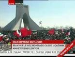 İran devrimi kutluyor