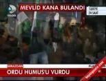 Ordu Humus'u Vurdu