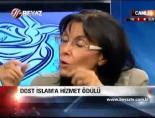 Dost İslam'a Hizmet Ödülü