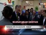 'Hoş Geldin Başbakan Amca' online video izle