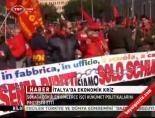 İtalya'da Ekonomik Kriz