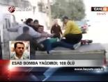 Esed Bomba Yağdırdı; 108 Ölü online video izle