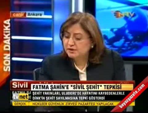 Fatma Şahin  Gaziler