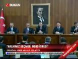 Erdoğan İran dönüşünde konuştuHaberi