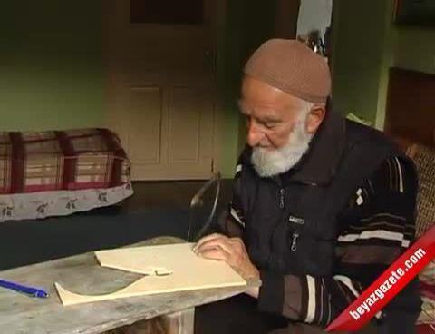 80 Yaşındaki İmamın Motorsiklet Merakı