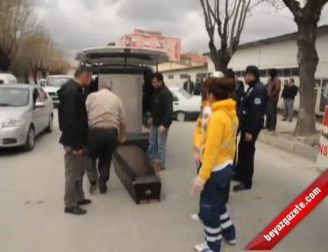 Eskişehirde Trafik Kazası: 1 Ölü