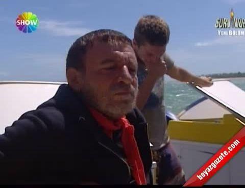 Survivor Ünlüler - Gönüllüler'de gözyaşları sel oldu