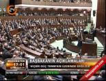 Başbakan'ın açıklamaları online video izle