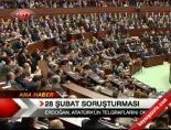 Erdoğan, Atatürk'ün Telgraflarını Okudu online video izle