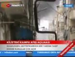 Kilis'teki Kampa Ateş Açılması online video izle