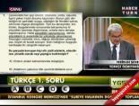 Türkçe - 2012 YGS Soruları Ve Cevapları VİDEO