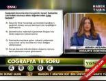 Coğrafya - 2012 YGS Soruları Ve Cevapları VİDEO