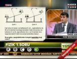 Fizik  - 2012 YGS Soruları Ve Cevapları VİDEO