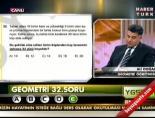 Geometri - 2012 YGS Soruları Ve Cevapları VİDEO