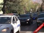Dışişleri Bakanı Ahmet Davutoğlu, Barzani İle Görüştü