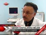 Şeker Hastalarına Müjde online video izle