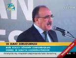 Beşir Atalay 'Dönemin Cumhurbaşkanı Demirel 28 Şubat'ın koordinatörüdür'