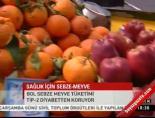 Sağlık için sebze-meyve online video izle