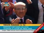 Türkeş'in ölümünün 15. yılı