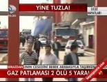 Gaz Patlaması 2 Ölü 5 Yaralı online video izle