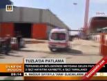 Tuzla'da patlama: 2 işçi öldü online video izle