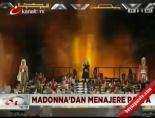 Madonna'dan menajere pasta