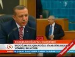 Kılıçdaroğlu'nu eleştirdi