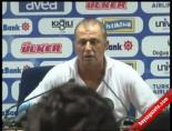 Galatasaray Teknik Direktörü Fatih Terim'in Açıklamaları (Fenerbahçe Galatasaray derbisi) online video izle