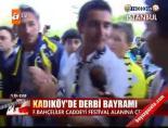 Kadıköy'de derbi bayramı