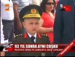 Samsun'da 19 Mayıs coşkusu