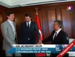 Gül ve Mehmet Okur