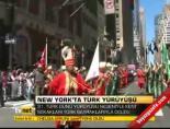 New York'ta Türk yürüyüşü
