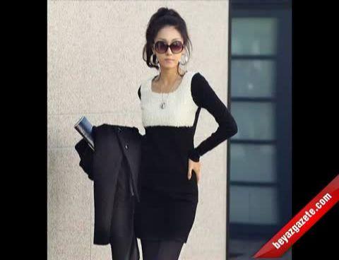 Elegant Stili Kore Modas