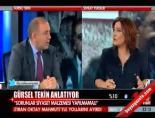 Gürsel Tekin: Ben De Fethullah Gülenin Gelmesinden Yanayım