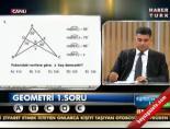 2012 LYS-1 Geometri Soru Ve Cevapları