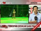 Türkçe'nin çocukları şarkı finalinde online video izle