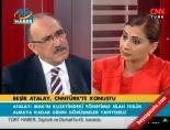 Beşir Atalay, CNNTürk'e konuştu