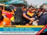 Van'dan 30 kişilik arama kurtarma ekibi sınıra gönderildi