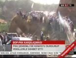BDP-PKK karşılaşması online video izle