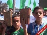 Gazze'de HZ. Muhammed'e Hakaret İçeren Filme Tepki