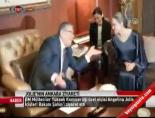 Jolie'nin Ankara ziyareti online video izle