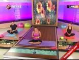 Ebru Şallı İle Pilates (Plates)  - 18.09.2012 Beyaz TV online video izle