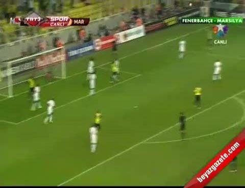 Fenerbahçe: 2 Marsilya: 2 UEFA Avrupa Kupası Maçı Geniş Özet