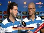 Fenerbahçe Marsilya 2-2  Maçın Ardından Alex ve Meireles Açıklaması